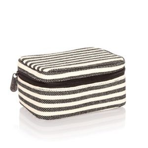 thirty-one Bags - NIP Baubles & Bracelets in Twill Stripe